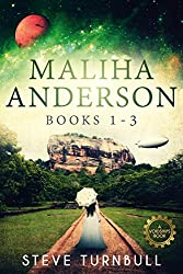 Maliha Anderson, Books 1-3
