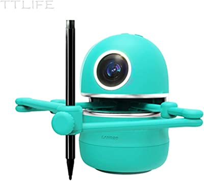 Ttlife Robot De Dessin Automatique Artiste Robot Intelligent Peinture Robot Costume Usb Rechargeable Educatif Robot Intelligent Jouet Aide Aux Parents Cadeau Unique Pour Garcons Et Filles Amazon Fr Jeux Et Jouets