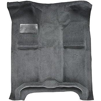 2wd or 4wd 1997 to 2004 Dodge Dakota Club Cab Pickup Truck Carpet Custom Molded Replacement Kit Automatic 801-Black Plush Cut Pile