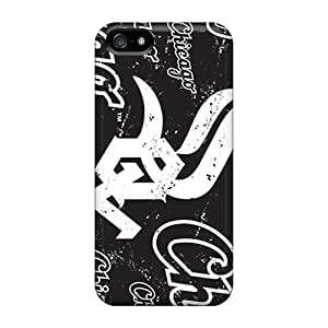 Excellent Hard Cell-phone Cases For Iphone 5/5s With Support Your Personal Customized Stylish Chicago White Sox Pictures ErleneRobinson