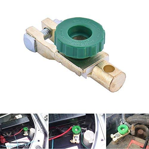 Car Battery Isolator Switch Battery Power Switch Battery Leakage Switch 6-24V