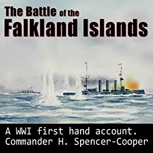 The Battle of the Falkland Islands Hörbuch