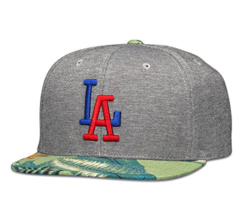 Los Angeles Angels PCL MiLB American Needle Limited Edition Palm Pattern Adjustable Hat