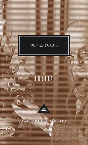 Book cover for Lolita