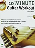 img - for 10-Minute Guitar Workout book / textbook / text book