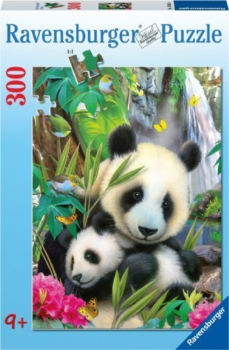Ravensburger Panda XXL 300 Piece Puzzle by Ravensburger