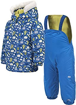 7278c1159 Trespass Kids Squeezy Ski Suit