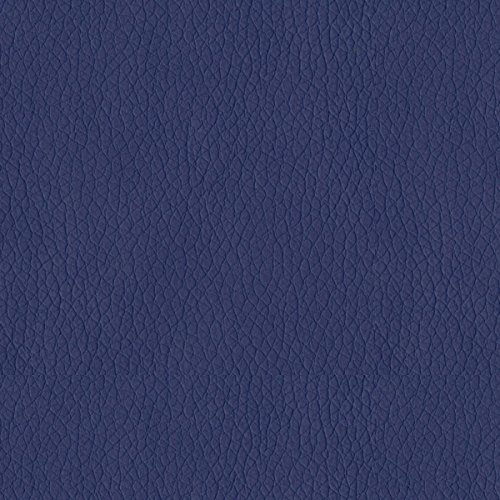 (Pacific Blue Blue Solids Plain Vinyl Upholstery Fabric by the yard)
