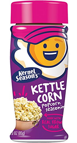 Kernel Season's Popcorn Seasoning, Kettle Corn, 3.0 Ounce (Pack of 6) by Kernel Season's