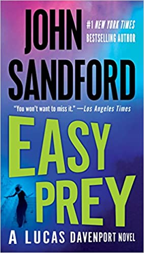 Amazon Easy Prey Lucas Davenport 9780425277133 John Sandford Books