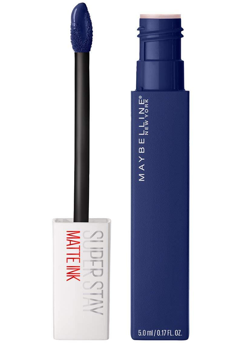 Superstay Matte Ink City Edition Lipstick, 105 Explorer (Pack of 2)