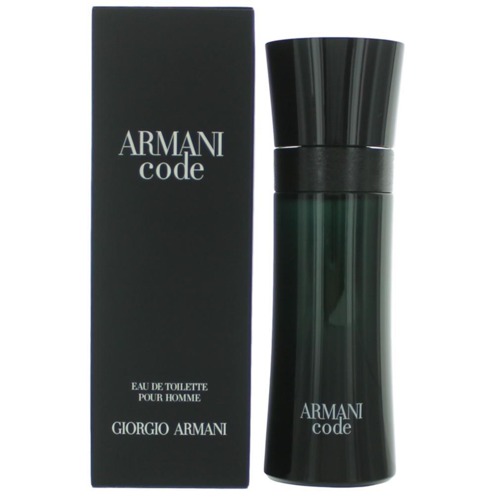 Armani Code by Giorgio Armani - Eau De Toilette Spray 2.5 oz - Men 416211