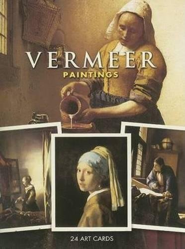 Vermeer Paintings: 24 Art Cards (Dover Postcards)