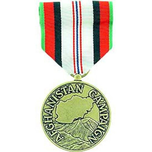Afghanistan Campaign Medal Official U.S. Military medal