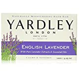 Yardley London Moisturizing Bar English Lavender with Essential Oils 4.25 oz (Pack of 24) Review