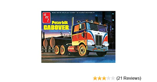 AMT 1:25 Scale Peterbilt Cabover Pacemaker 352