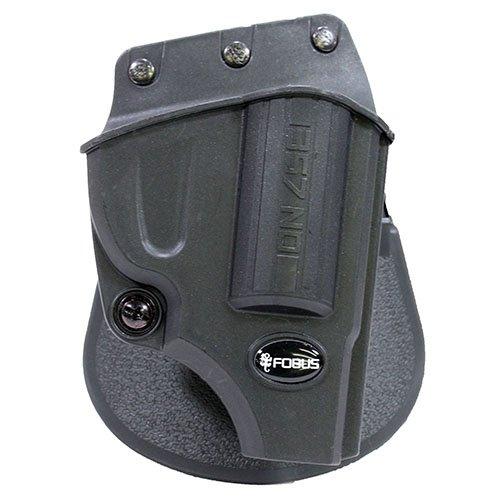 - Fobus Evolution Holster Roto Paddle Smith & Wesson J Frame Right Hand Belt, Black