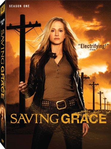 DVD : Saving Grace: Season 1 [WS] [4 Discs] [Sensormatic] [Checkpoint] (, Dubbed, Dolby, AC-3, Widescreen)