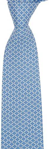 Marmo Di Carrara Silk Print Neckties - Variety of Colors
