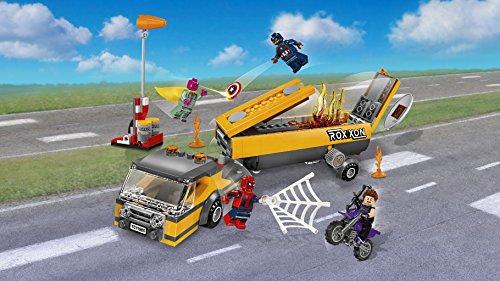 Lego Marvel Super Heroes 76067 Tanker Truck Takedown New   Free Shipping