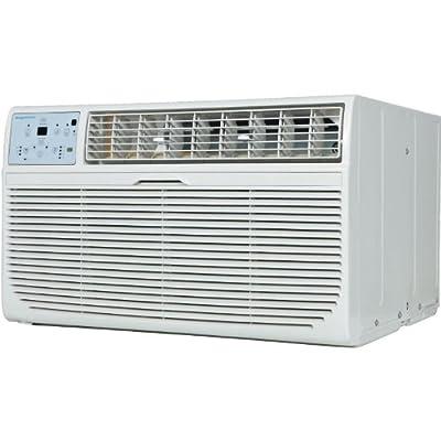 "Keystone KSTAT12-1B 12,000 BTU 115V Through-the-Wall Air Conditioner with ""Follow Me"" LCD Remote Control"