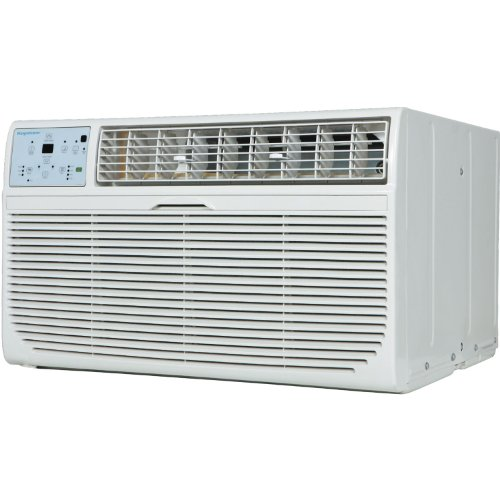 "Keystone KSTAT12-1B 12,000 BTU 115V Through-the-Wall Air Conditioner with ""Follow Me"" LCD Remote Control"