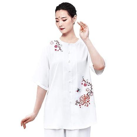 llh Mujer Tai Chi Traje Lino Wing Chun Shaolin Kung Fu ...