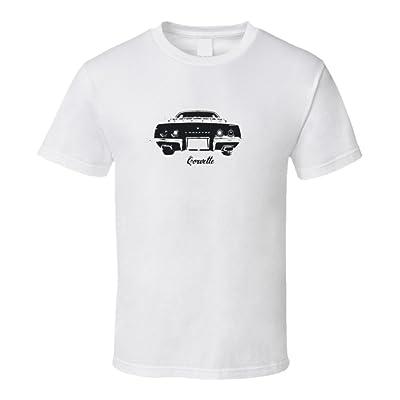 b68f959d2b 12 House Clegane Funny Men's T Shirt. Now:$33.99$91.99. 1972 Corvette Rear  View With Model Light Color T Shirt