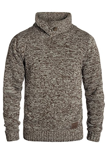 Strick Strick en Prentice F In Pullover Pullover Gro Solide LMpUzGSqV