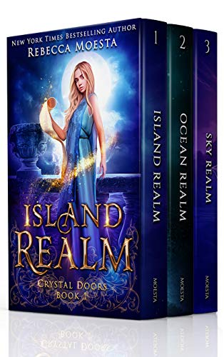 Crystal Doors Full Series Boxed Set: Island Realm, Ocean Realm, Sky Realm