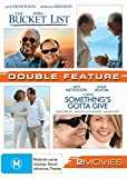 Bucket List / Something's Gotta Give | NON-USA Format | PAL | Region 4 Import - Australia