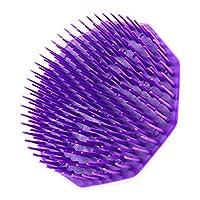 Cepillo de champú Scalpmaster, púrpura 1 cuenta