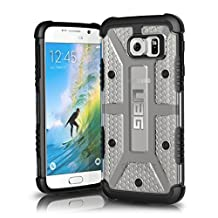 UAG Samsung Galaxy S6 Feather-Light Composite [ICE] Military Drop Tested Phone Case