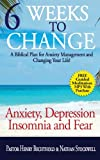 Anxiety, Depression, Insomnia and Fear, Nathan Stockwell and Henry Bechthold, 0615852610