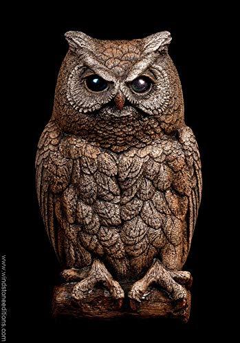 Owl Sconce