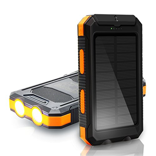 Cell Phone With Solar Panel - 5