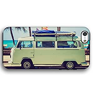 Volkswagen VW Bug Wagon Classic Car For Iphone 6Plus 5.5Inch Case Cover Armor Phone Case