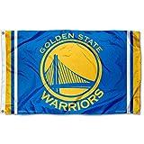 WinCraft NBA Golden State Warriors 3x5 Banner Flag