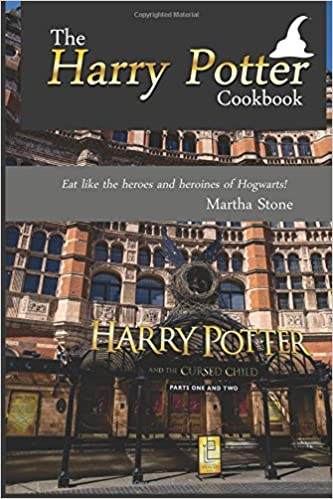 Amazon The Harry Potter Cookbook Eat Like Heroes And Heroines Of Hogwarts 9781978433090 Martha Stone Books