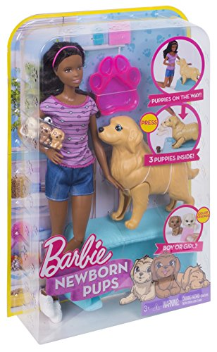 Barbie Mommy Dog Has Puppies