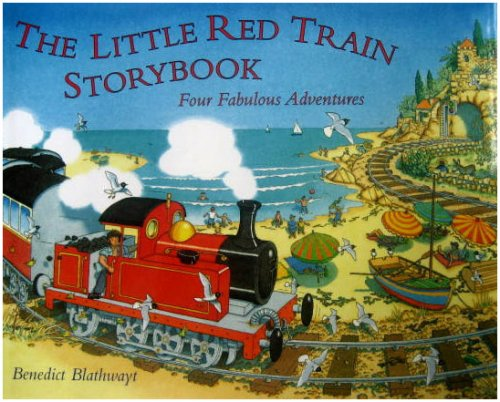 Little Red Train (Little Red Train Adventures Storybook [Hardcover] [Hardcover])