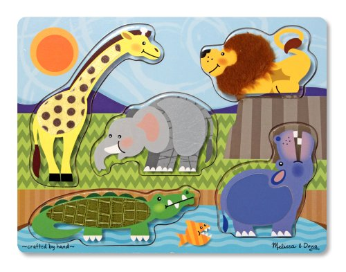 Zoo Animals Puzzle - 1