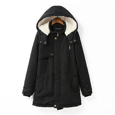 ea3a7187809 ACE SHOCK Lamb Wool Coat Women Plus Size