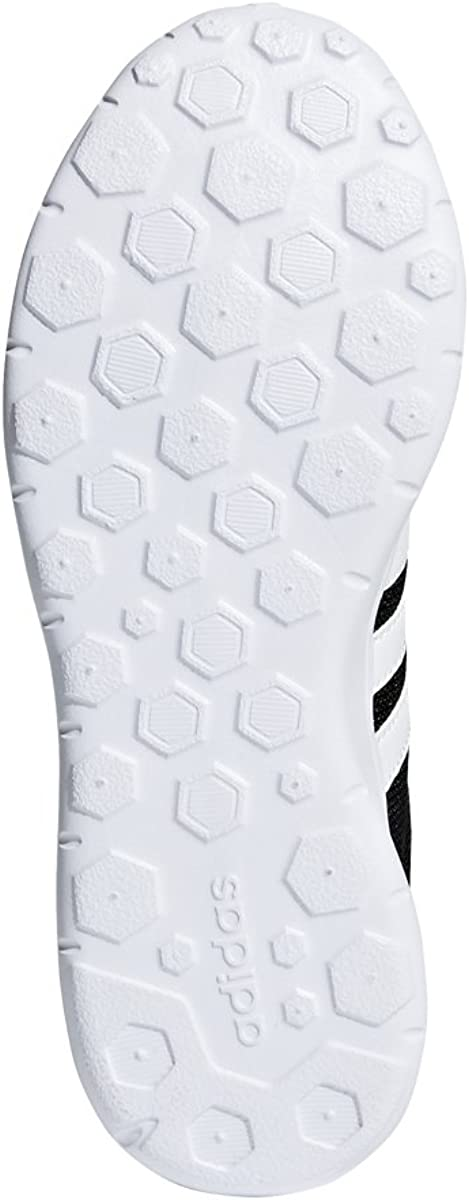 adidas Lite Racer Shoe - Women's Running Black/White/White