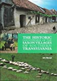 img - for The Historic Countryside of the Saxon Villages of Southern Transylvania by John Akeroyd (2006-07-31) book / textbook / text book
