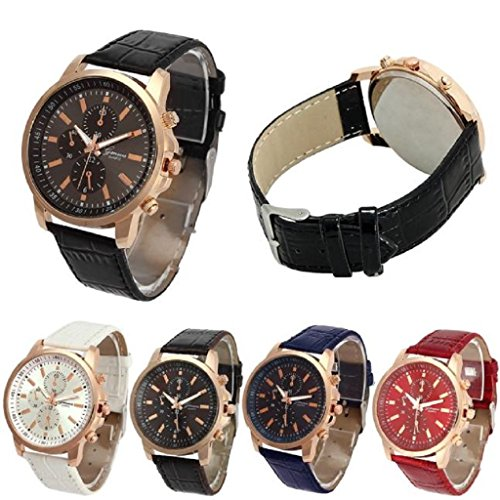 5pack Wholesale Unisex Watches