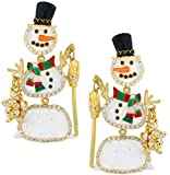 Lunch at The Ritz 2GO USA Frosty Earrings