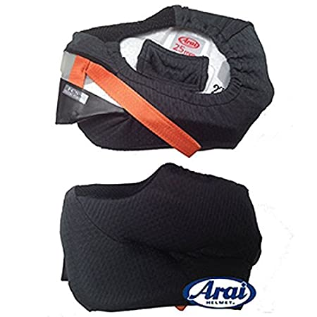 Arai Cheek Pads for RX-Q, Corsair V, Signet-Q helmets - 12mm Arai Helmets