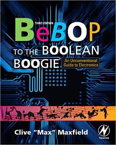 Bebop to the boolean boogie third edition an unconventional bebop to the boolean boogie third edition an unconventional guide to electronics 3rd edition fandeluxe Choice Image