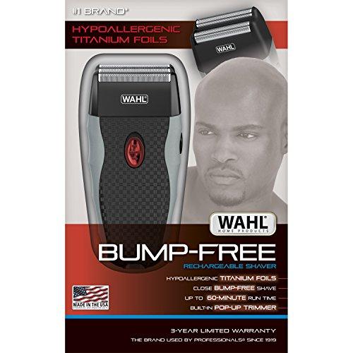 Buy electric shaver for razor bumps
